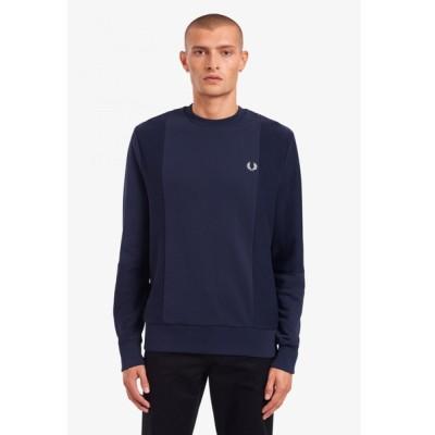 スウェット Tonal Panel Sweatshirt