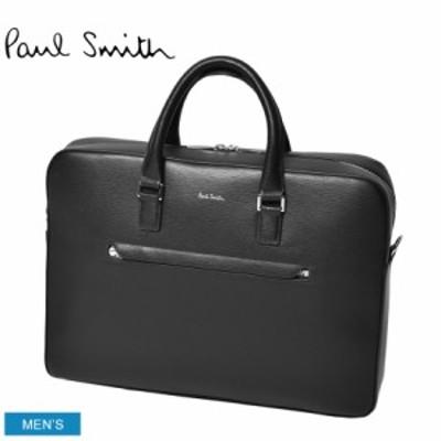 ポール スミス ブリーフケース フォリオエンボス ビジネスバッグ バッグ メンズ カバン 黒 通勤 FOLIO EMBOSS 5741 A40190