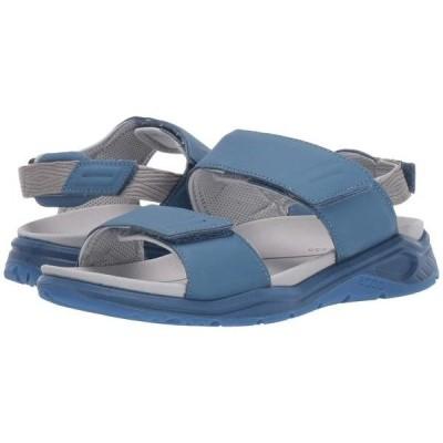 エコー レディース サンダル シューズ X-Trinsic Leather Sandal