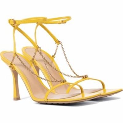 ボッテガ ヴェネタ Bottega Veneta レディース サンダル・ミュール シューズ・靴 Stretch leather sandals Buttercup