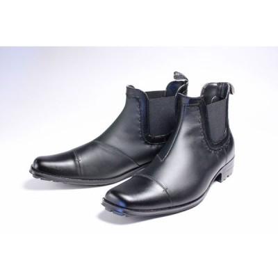 キャサリンハムネット31999のレインブーツ防水性にモードなデザインでファッション的なメンズブーツ
