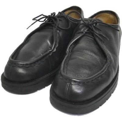 KLEMAN チロリアンシューズ ブラック サイズ:42 (栄店) 200523