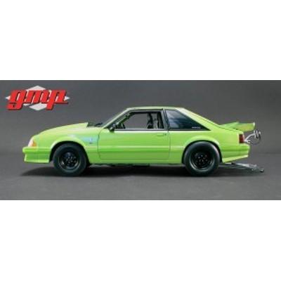 GMP 1/18 1993年モデル フォード マスタング Cobra King Snale 1320 Drag King