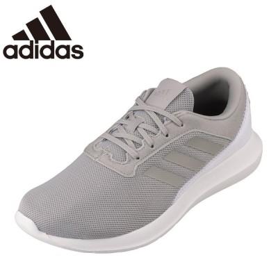 アディダス adidas FX3614 レディース   スポーツシューズ   大きいサイズ対応   ランニングシューズ   当店 限定   グレー