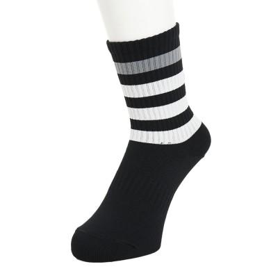 SFIDAサッカー ソックス ショートソックス ストッキング 03 OSF-SO17 黒 靴下ブラック