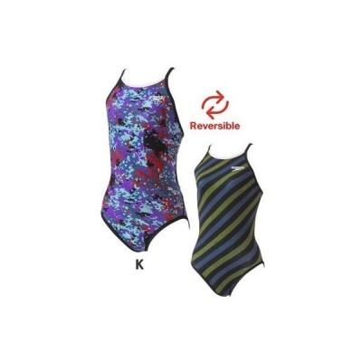 【値下げ】STW01911-K スピード 女子練習用水着