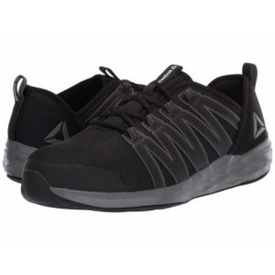 Reebok Work リーボック メンズ 男性用 シューズ 靴 スニーカー 運動靴 Astroride Work Black/Dark Grey【送料無料】
