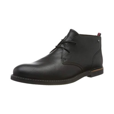 Timberland Men's EK Brook Park Chukka Boot,Black Smooth,10 M US【並行輸入品】