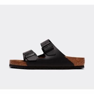 ビルケンシュトック Birkenstock レディース サンダル・ミュール シューズ・靴 arizona sandal Black/Tan