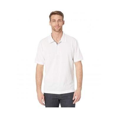 Robert Graham ロバート グラハム メンズ 男性用 ファッション ポロシャツ Champion Polo - White