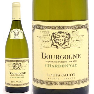 2019 ブルゴーニュ シャルドネ 750ml ルイ ジャド フランス 白ワイン コク辛口 ワイン ^B0JLCD19^