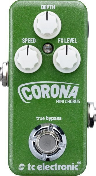 TC Electronic Corona Mini Chorus 單顆 效果器【唐尼樂器】