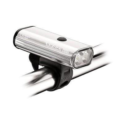 LEZYNE Power ドライブ 1100i Loaded Headlight キット シルバー, One サイズ(海外取寄せ品)