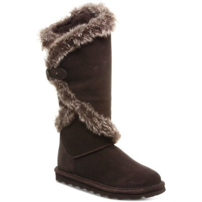 ベアパウ ブーツ&レインブーツ シューズ レディース Women's Sheilah Boots Chocolate