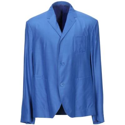 ニール・バレット NEIL BARRETT テーラードジャケット ブライトブルー 56 レーヨン 50% / キュプラ 50% テーラードジャケット