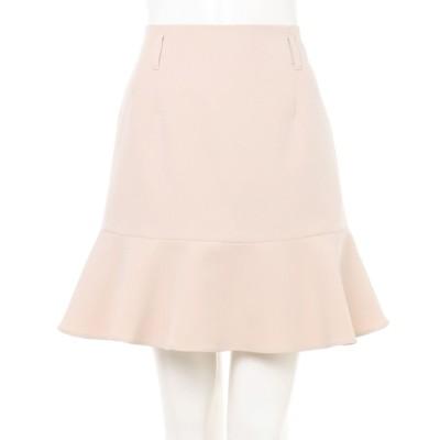 (INGNI/イング)裾切替フレア スカート/レディース ウスベージュ