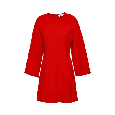 エー・エル・シー A.L.C. ミニワンピース&ドレス レッド 2 レーヨン 96% / ポリウレタン 4% ミニワンピース&ドレス