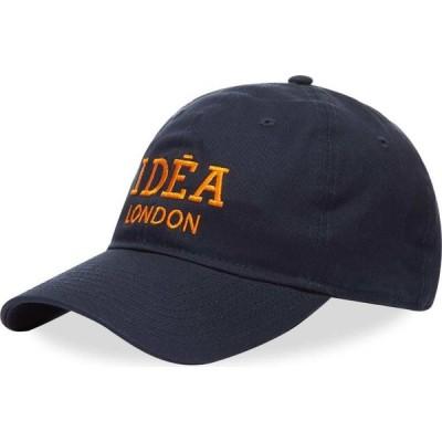 イデア IDEA メンズ キャップ 帽子 Idea London New Era 9twenty Cap Navy