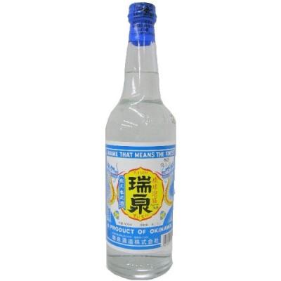 瑞泉酒造 瑞泉 30度600ml 【焼酎乙類:泡盛(沖縄)】