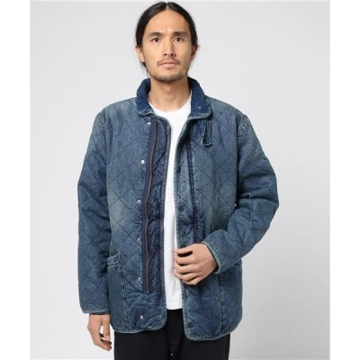 ジャケット Gジャン 【UNIVERD72】デニムキルティングジャケット