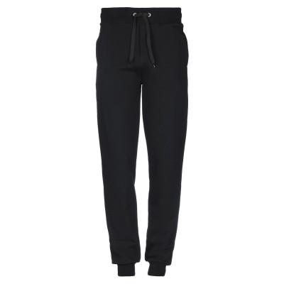モスキーノ MOSCHINO パンツ ブラック XS コットン 100% / ポリウレタン パンツ