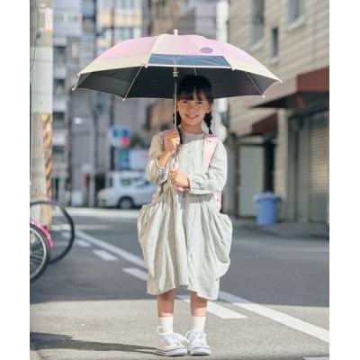 Wpc./KiU / 遮光切り継ぎキッズ日傘 KIDS ファッション雑貨 > 長傘