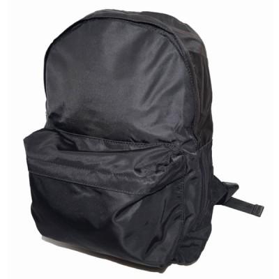 コムサイズム COMME CA ISM ポケッタブル リュックサック 黒  撥水加工 コンパクト 旅行 鞄 モノコムサ MONO COMME CA