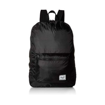 Herschel Packable Daypack Casual, Black, One Size並行輸入品