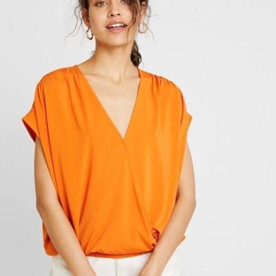 レディース ブラウス KAMOLLY - Blouse - burnt orange