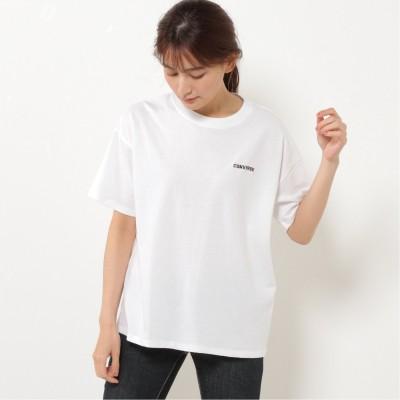 【CONVERSE】天竺カラフルシューズバックプリントTシャツ【M―3L】(コンバース/CONVERSE)