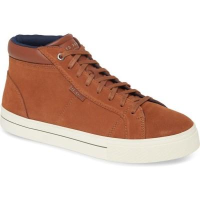 テッドベーカー TED BAKER LONDON メンズ スニーカー シューズ・靴 Peray Sneaker Tan
