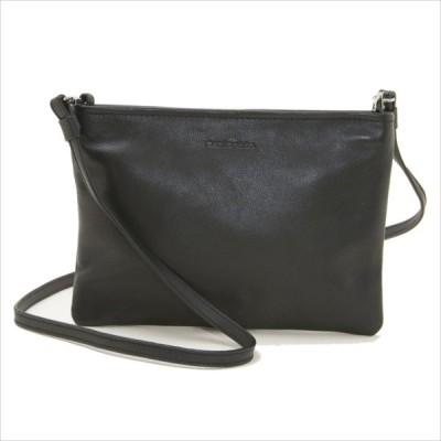 マリメッコ バッグ ショルダーバッグ MARIMEKKO VIENO FLAT BAG 045392  900 BLACK    比較対照価格47,630 円