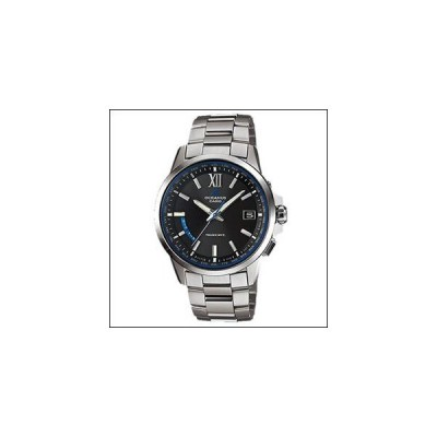 【3年長期保証】【正規品】カシオ CASIO 腕時計 OCW-T150-1AJF OCEANUS オシアナス ソーラー電波 メンズ