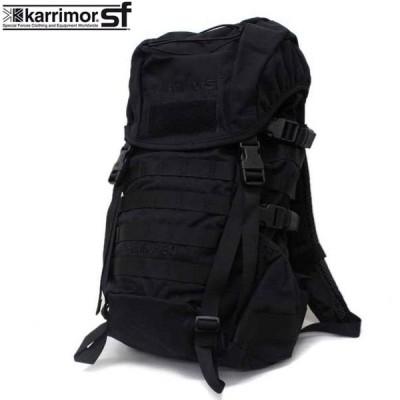 karrimor SF (カリマースペシャルフォース) M0507 PREDATOR プレデター 30 バックパック BLACK KM046