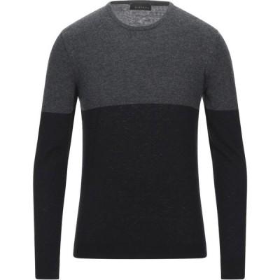 ディクタット DIKTAT メンズ ニット・セーター トップス Sweater Steel grey