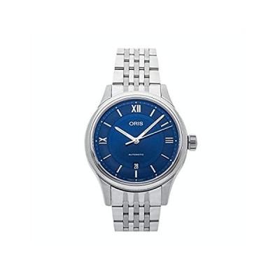 海外輸入品Oris Classic Mechanical(Automatic) Blue Dial Watch 01 733 7719 4075-07 8 20