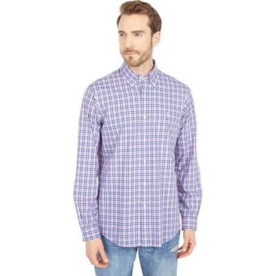ラルフ ローレン Polo Ralph Lauren メンズ シャツ トップス Classic Fit Plaid Poplin Shirt Pink/Blue
