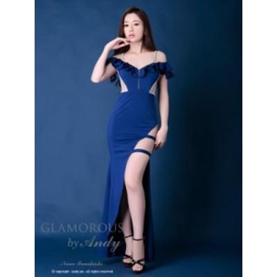 GLAMOROUS ドレス GMS-V545 ワンピース ミニドレス Andyドレス グラマラスドレス クラブ キャバ ドレス パーティードレス