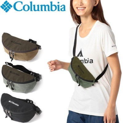 ウエストバッグ ミニ コンパクトサイズ メンズ レディース コロンビア columbia デビルハイツヒップバッグ アウトドアバッグ 1L/PU8054