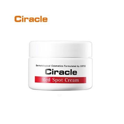 【CIRACLE/シラクル】 Red Spot Cream//レッドスポットクリーム30ml - 韓国コスメ