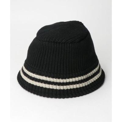 帽子 ハット 【別注】 <Racal(ラカル)> KNIT BUCKET HAT/ハット