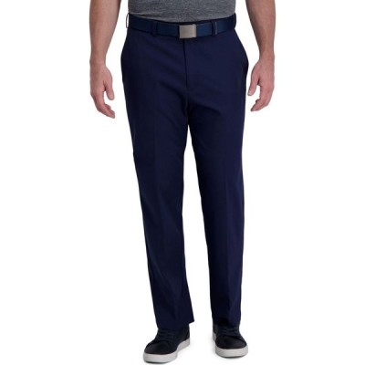 ハガー Haggar メンズ スラックス ボトムス・パンツ Cool Right Classic-Fit 4-Way Stretch Performance Dress Pants Midnight