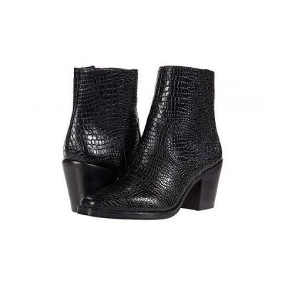 Lucky Brand ラッキーブランド レディース 女性用 シューズ 靴 ブーツ アンクル ショートブーツ Jaide - Black