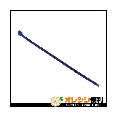 パンドウイット ストライプナイロン結束バンド 青/黒 (50本入) PLT1M-L6-0 【496-2478】