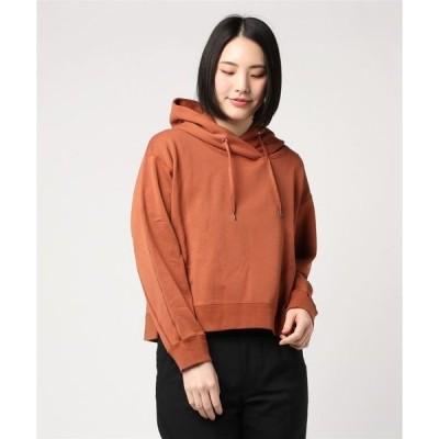 パーカー French terry l/s hoody pullover