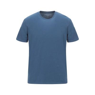 マジェスティック MAJESTIC FILATURES T シャツ ブルー S コットン 100% T シャツ