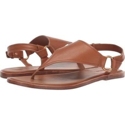 ヴィンス Vince レディース ビーチサンダル シューズ・靴 Pharis Hazelnut Lucca Leather
