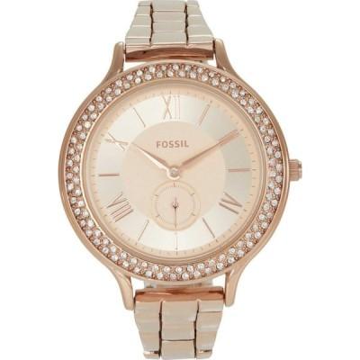 フォッシル Fossil レディース 腕時計 Neomi Three-Hand Watch - ES4950 Rose Gold Stainless Steel