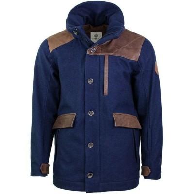 アルプスアンドメーターズ メンズ ジャケット・ブルゾン アウター Alpine Outrig Jacket