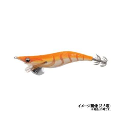 エギ王 LIVE 3号 026 オレンジゴールド ネコポス対象商品